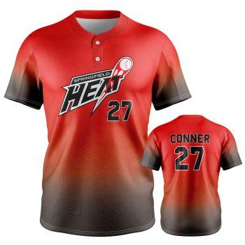 Baseball Jersey, 2 Button