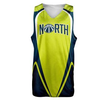 Basketball Jersey, V Neck